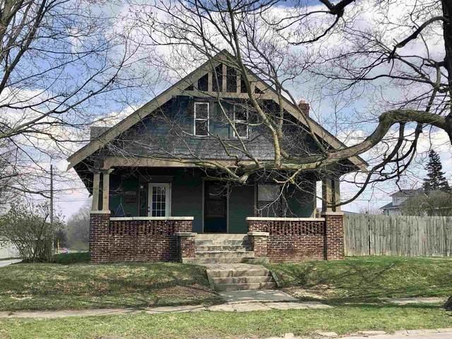 1159 N Main Street, Frankfort, IN 46041 (MLS #202111549) :: The Romanski Group - Keller Williams Realty