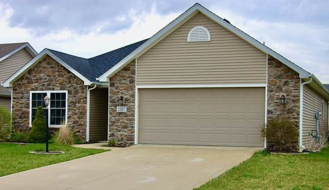 2207 Cedar Ridge Cove, Fort Wayne, IN 46818 (MLS #202111629) :: Anthony REALTORS