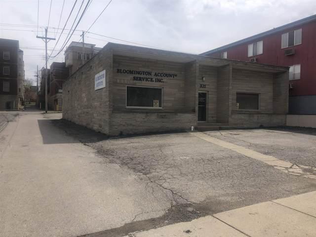 321 S Grant Street, Bloomington, IN 47401 (MLS #202111647) :: Parker Team