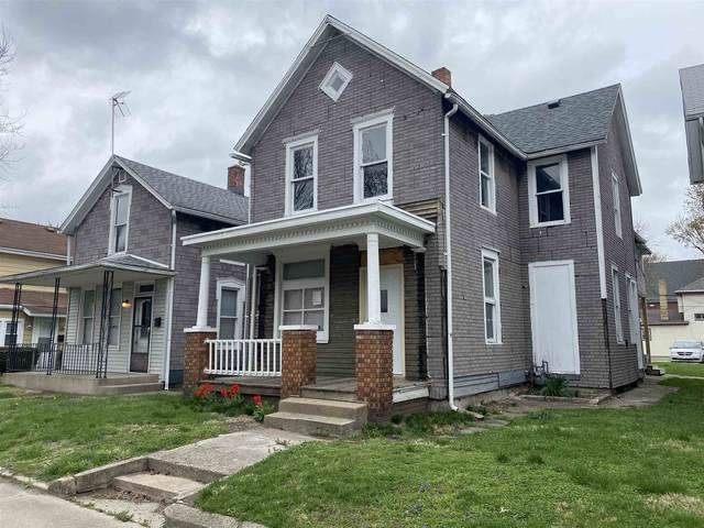 706 3rd Street, Fort Wayne, IN 46808 (MLS #202111654) :: Anthony REALTORS