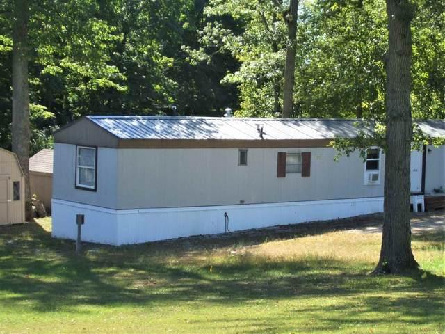 3634 E Lake Road 28 W. Road, Monticello, IN 47960 (MLS #202111664) :: The Carole King Team