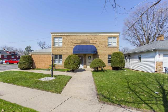 2911 W Lincoln Way West Way, South Bend, IN 46628 (MLS #202111689) :: The ORR Home Selling Team