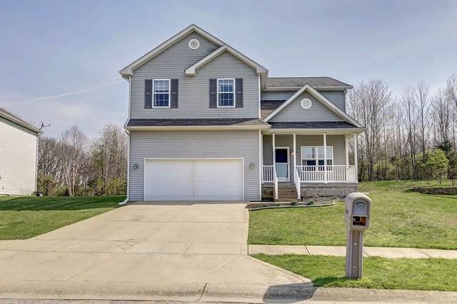 5571 W Buckskin Court, Bloomington, IN 47403 (MLS #202111759) :: Parker Team