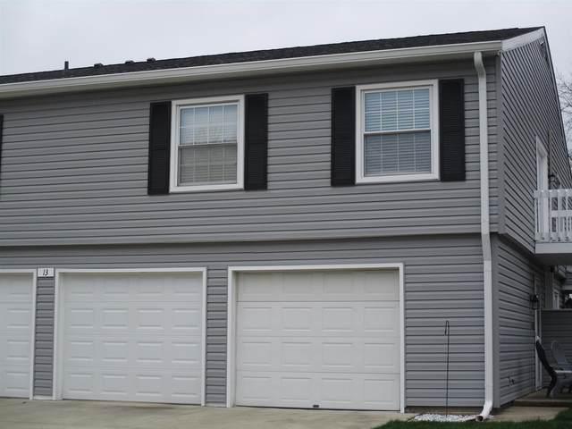 3262 Hanover Drive, Lafayette, IN 47909 (MLS #202111763) :: Parker Team