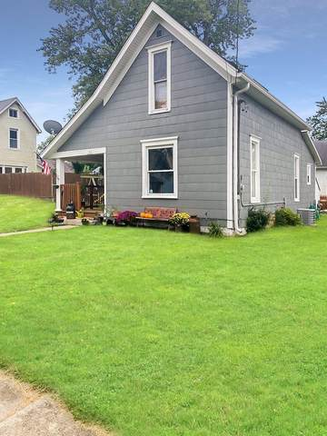 1158 N Main Street, Frankfort, IN 46041 (MLS #202111775) :: The Romanski Group - Keller Williams Realty