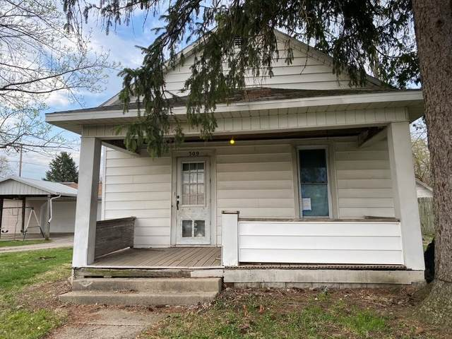 309 E Ward Avenue, Muncie, IN 47303 (MLS #202111807) :: Anthony REALTORS