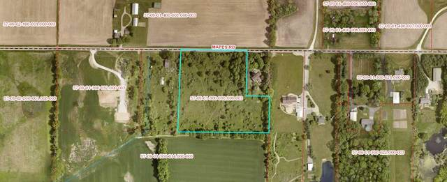 E Mapes Road, Kendallville, IN 46755 (MLS #202111809) :: Parker Team