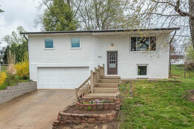 1423 E Dunstan Drive, Bloomington, IN 47401 (MLS #202111844) :: RE/MAX Legacy