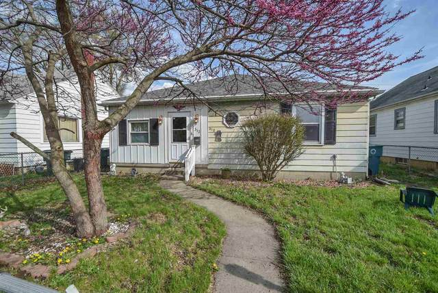 312 E 13th Street, Muncie, IN 47302 (MLS #202111884) :: The ORR Home Selling Team