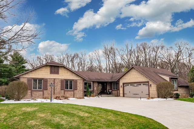 50956 Lincolnshire Trail, Granger, IN 46530 (MLS #202111897) :: RE/MAX Legacy