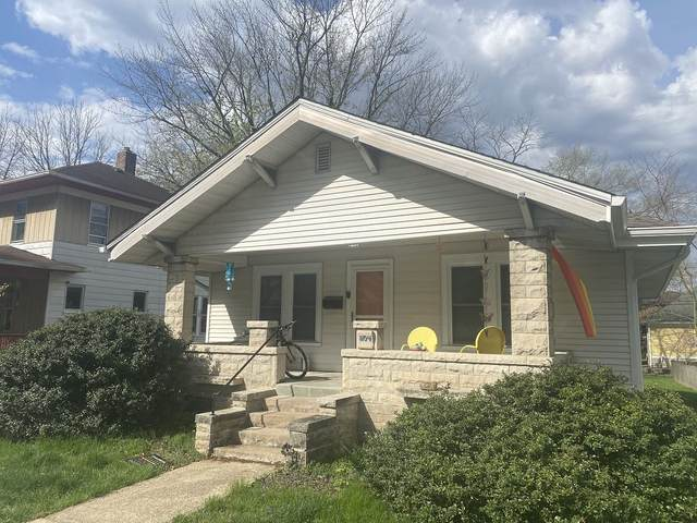 1104 S Washington Street, Bloomington, IN 47401 (MLS #202111918) :: Parker Team