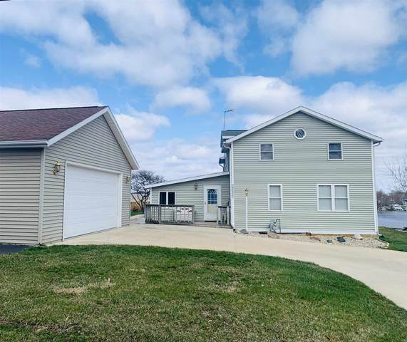 2555 E Beech Avenue, Columbia City, IN 46725 (MLS #202111947) :: The ORR Home Selling Team