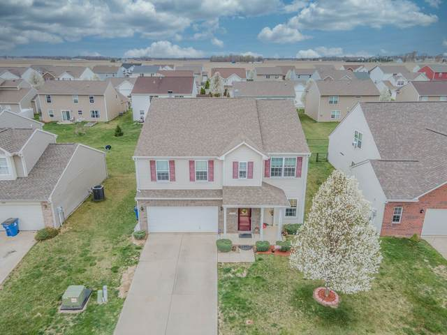 4218 Thompson Drive, Marion, IN 46953 (MLS #202111951) :: Parker Team