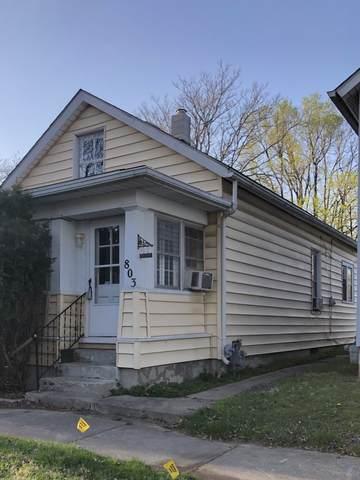 803 Wagner Street, Fort Wayne, IN 46805 (MLS #202111973) :: Parker Team