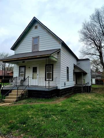 56 W Meridith Street, Frankfort, IN 46041 (MLS #202112068) :: The Romanski Group - Keller Williams Realty