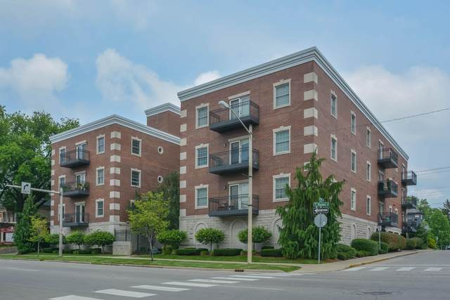 500 N Walnut Street #303, Bloomington, IN 47404 (MLS #202112077) :: Anthony REALTORS