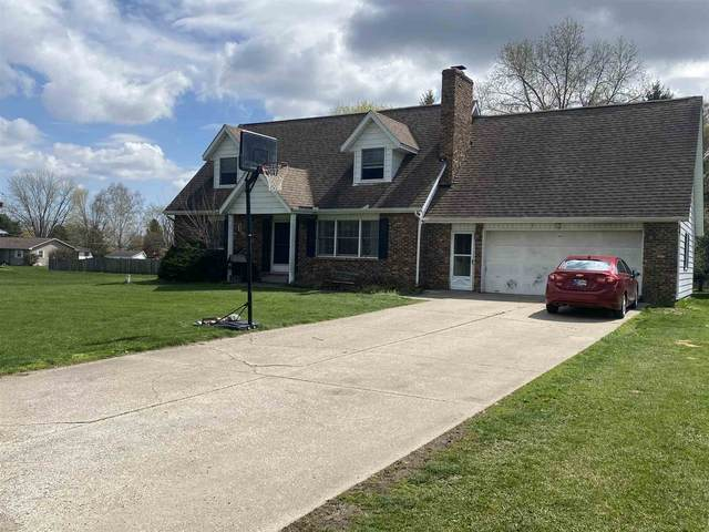 1205 N 055 E, Lagrange, IN 46761 (MLS #202112133) :: Anthony REALTORS