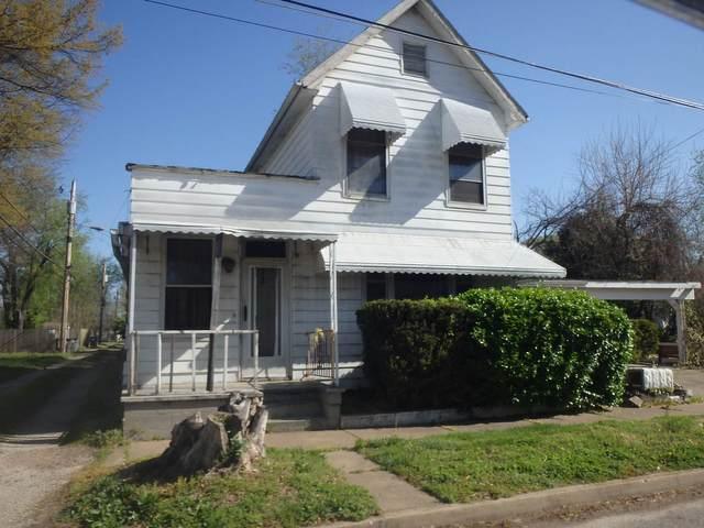 445 S Denby Avenue, Evansville, IN 47713 (MLS #202112254) :: Hoosier Heartland Team | RE/MAX Crossroads