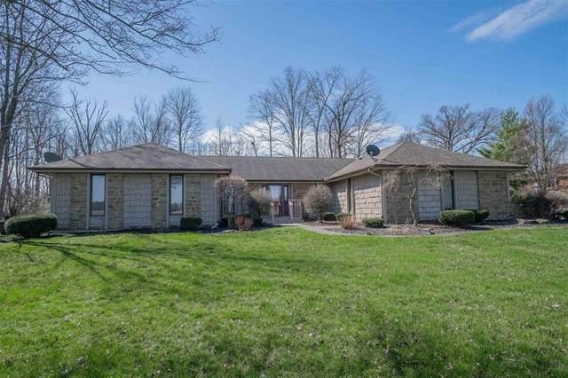 1514 Ironwood Drive, Marion, IN 46952 (MLS #202112260) :: The Romanski Group - Keller Williams Realty