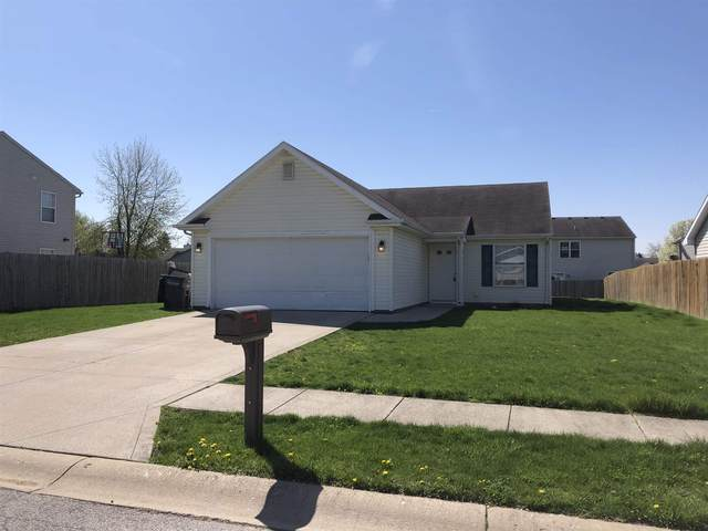 1781 Carol Lynn Drive, Kokomo, IN 46901 (MLS #202112268) :: Hoosier Heartland Team | RE/MAX Crossroads