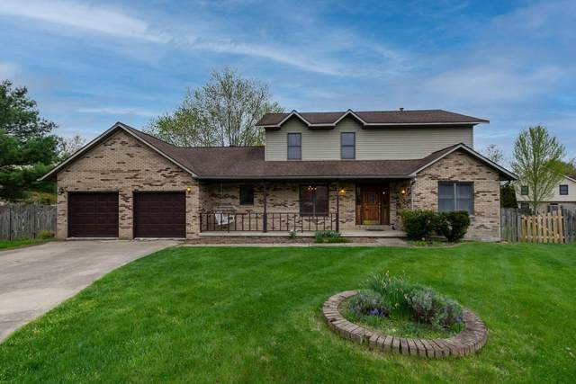 1113 S Chaseway Court, Bloomington, IN 47401 (MLS #202112281) :: The Natasha Hernandez Team