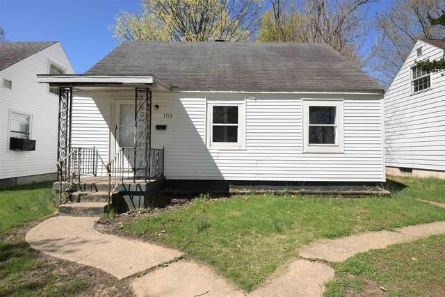 1713 N Obrien Street, South Bend, IN 46628 (MLS #202112286) :: RE/MAX Legacy