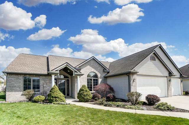 3618 Ashford Boulevard, New Haven, IN 46774 (MLS #202112291) :: Aimee Ness Realty Group