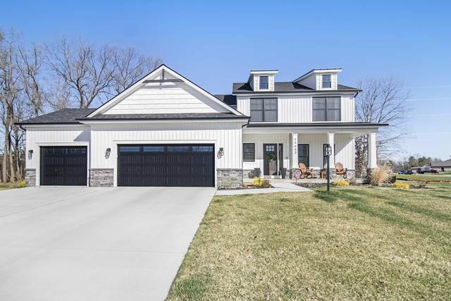 54663 Baton Rouge Court, Osceola, IN 46561 (MLS #202112314) :: RE/MAX Legacy