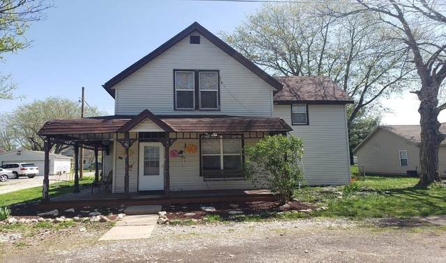 29 S Willard Street, Mulberry, IN 46058 (MLS #202112316) :: Aimee Ness Realty Group