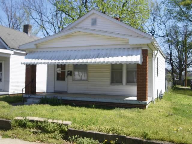 1710 S Kerth Avenue, Evansville, IN 47714 (MLS #202112370) :: RE/MAX Legacy