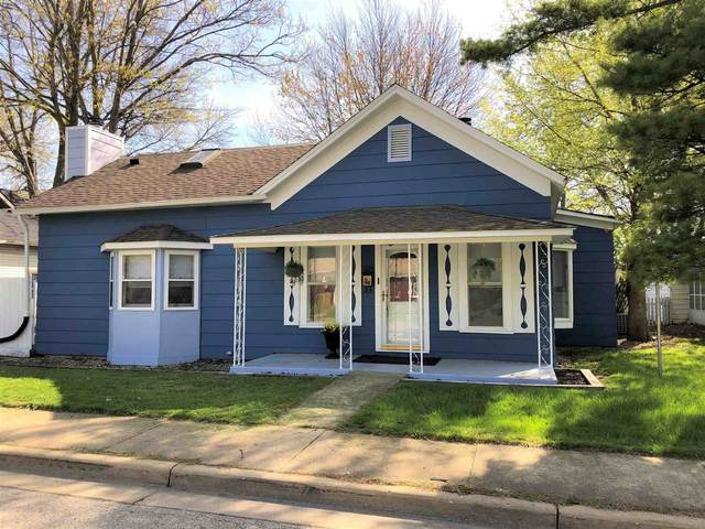 1104 N Philips Street, Kokomo, IN 46901 (MLS #202112395) :: Hoosier Heartland Team | RE/MAX Crossroads