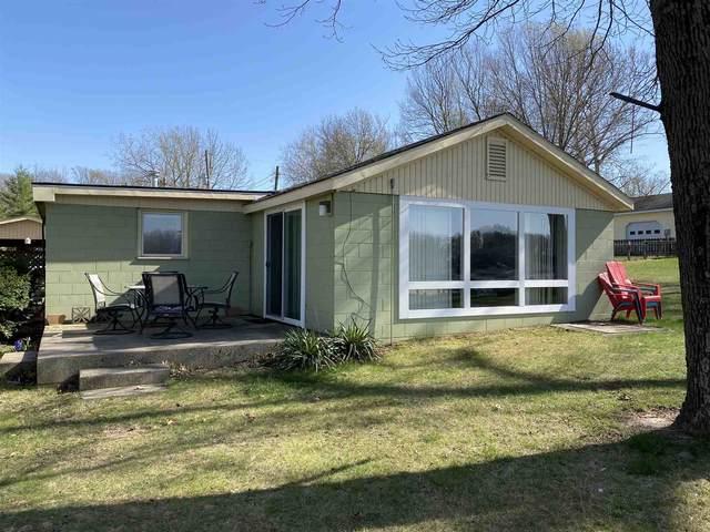 11204 N Sugar Bluff Road, Monticello, IN 47960 (MLS #202112504) :: Parker Team
