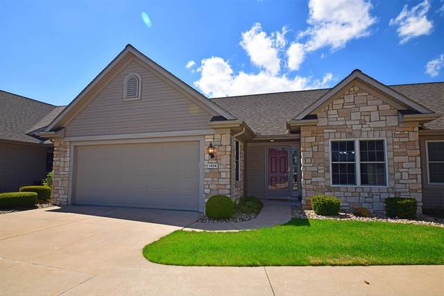 1434 Canterbury Court, Goshen, IN 46526 (MLS #202112514) :: Aimee Ness Realty Group