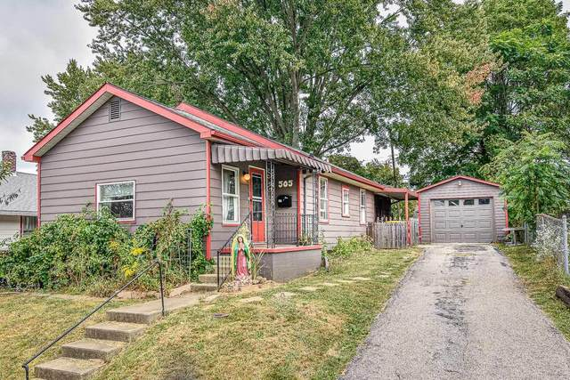 505 E Southern Drive, Bloomington, IN 47401 (MLS #202112518) :: The Dauby Team