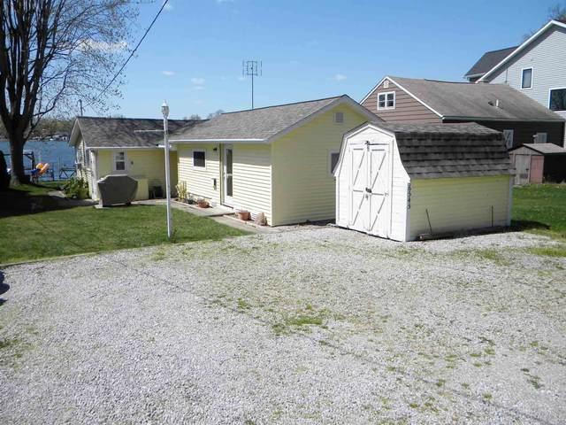 6545 N 1st Trail, North Webster, IN 46555 (MLS #202112530) :: TEAM Tamara