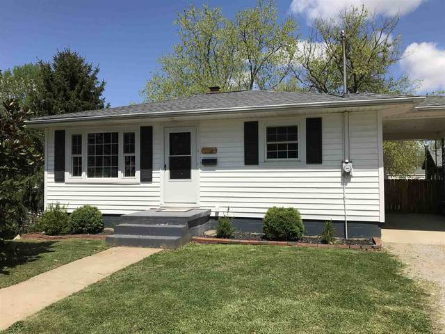 612 E Oak Street, Boonville, IN 47601 (MLS #202112569) :: The Harris Jarboe Group | Keller Williams Capital Realty