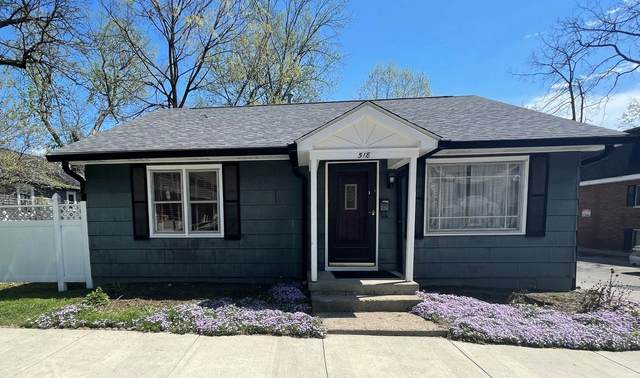 518 N Lincoln Street, Bloomington, IN 47408 (MLS #202112582) :: Aimee Ness Realty Group