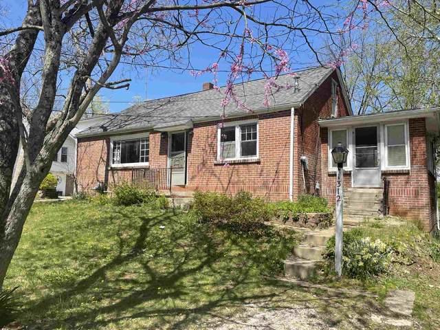1312 W 17th Street, Bloomington, IN 47404 (MLS #202112603) :: The ORR Home Selling Team