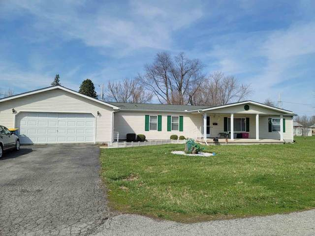 1526 W 8th Street, Marion, IN 46953 (MLS #202112665) :: The Carole King Team