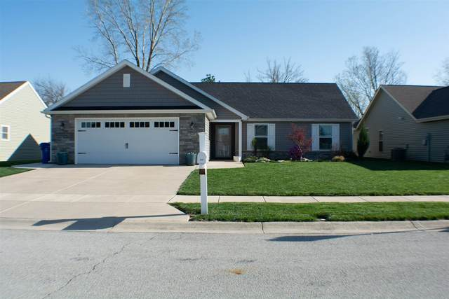 2447 Schick Drive, Kokomo, IN 46209 (MLS #202112735) :: Hoosier Heartland Team | RE/MAX Crossroads