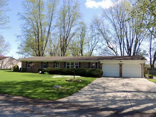 5325 Harvest Court, Lafayette, IN 47905 (MLS #202112745) :: Aimee Ness Realty Group