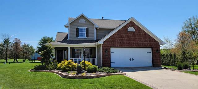 8706 Snowgoose Lane, Fort Wayne, IN 46825 (MLS #202112748) :: TEAM Tamara