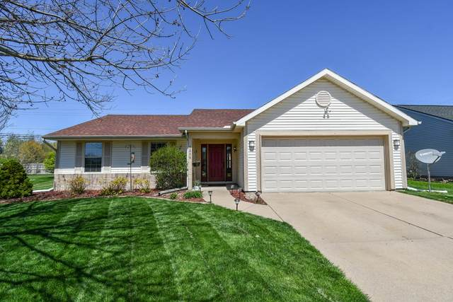 1006 W Hornbeam Circle, Lafayette, IN 47905 (MLS #202112776) :: The Carole King Team