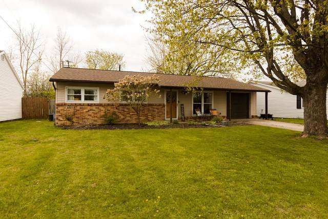 2005 Saratoga Avenue, Kokomo, IN 46902 (MLS #202112789) :: Hoosier Heartland Team | RE/MAX Crossroads
