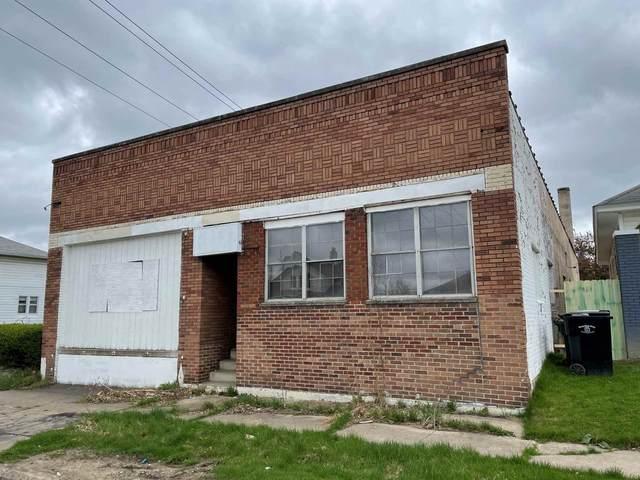 614 W Calvert Street, South Bend, IN 46613 (MLS #202112795) :: RE/MAX Legacy