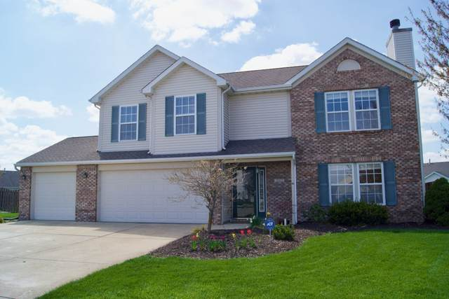 2112 Marconi Court, West Lafayette, IN 47906 (MLS #202112853) :: The Carole King Team