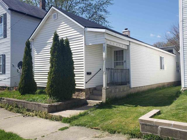 226 W Ottawa Street, Logansport, IN 46947 (MLS #202112869) :: Parker Team