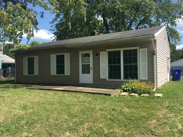 5716 Wampum Drive, Kokomo, IN 46902 (MLS #202112930) :: Hoosier Heartland Team | RE/MAX Crossroads
