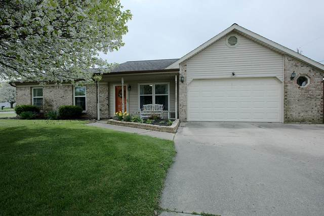804 Countryside Drive, Ossian, IN 46777 (MLS #202112994) :: Anthony REALTORS