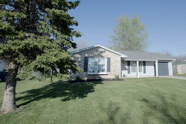 509 Willowood Drive, Ossian, IN 46777 (MLS #202112995) :: Anthony REALTORS